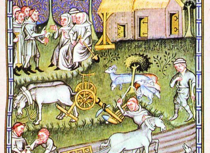 Przestrzenie średniowiecza