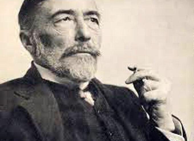 Dlaczego Josepha Conrada nazywa się wielkim moralistą literatury światowej?