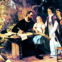 Odprawa posłów greckich Jana Kochanowskiego