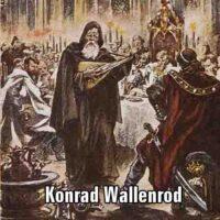Konrad Wallenrod Adama Mickiewicza