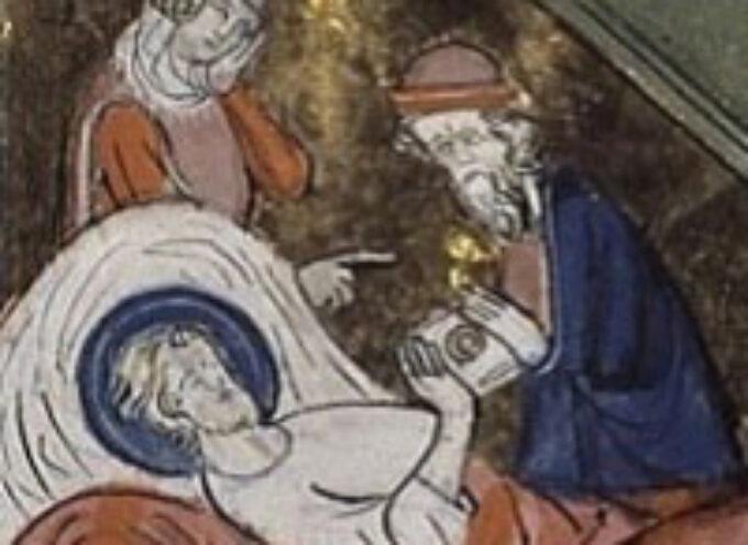 HAGIOGRAFIA – Legenda oświętym Aleksym
