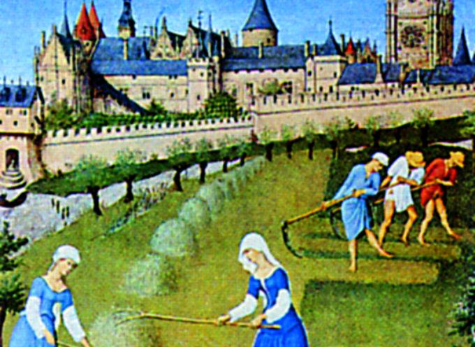 Ludzie czasów średniowiecza