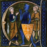 RYCERZ średniowieczny