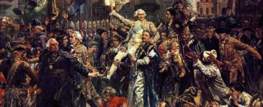 Przemiany w Polsce w dobie oświecenia
