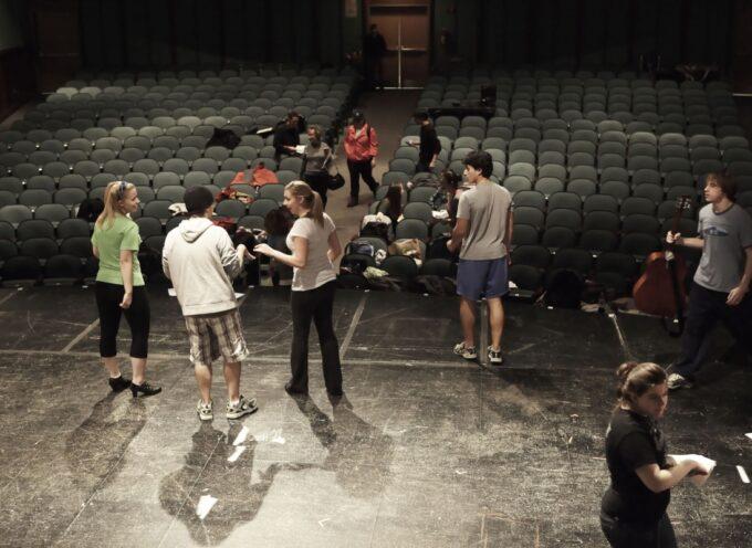 Teatrologia (wiedza o teatrze)