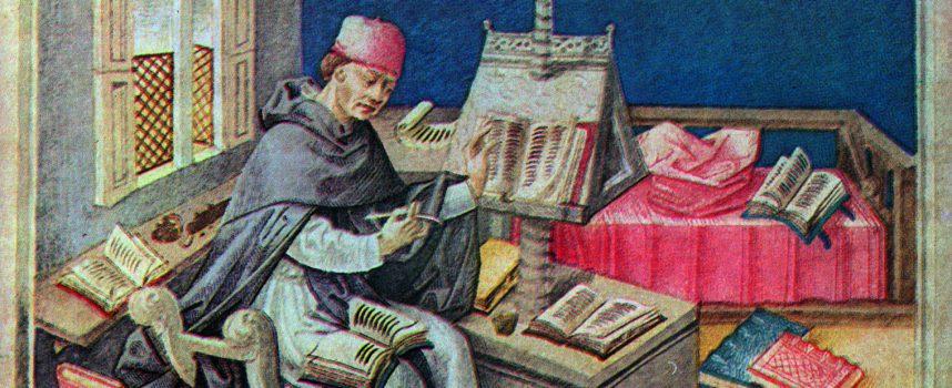 Tematy średniowiecznej literatury