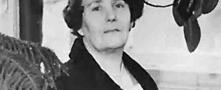 Medaliony Zofia Nałkowska