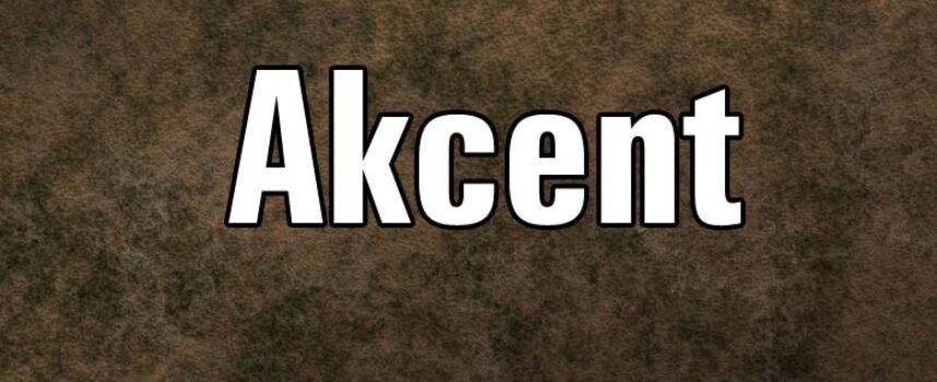 Akcent