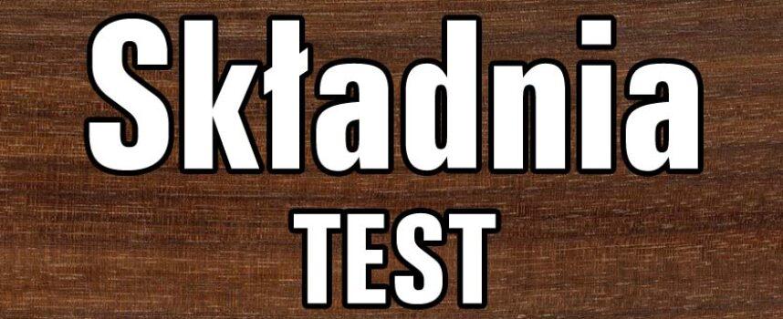 Składnia TEST