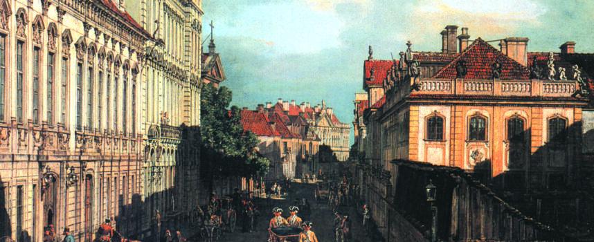 Oświecenie w Warszawie