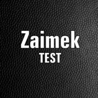 Zaimek  TEST