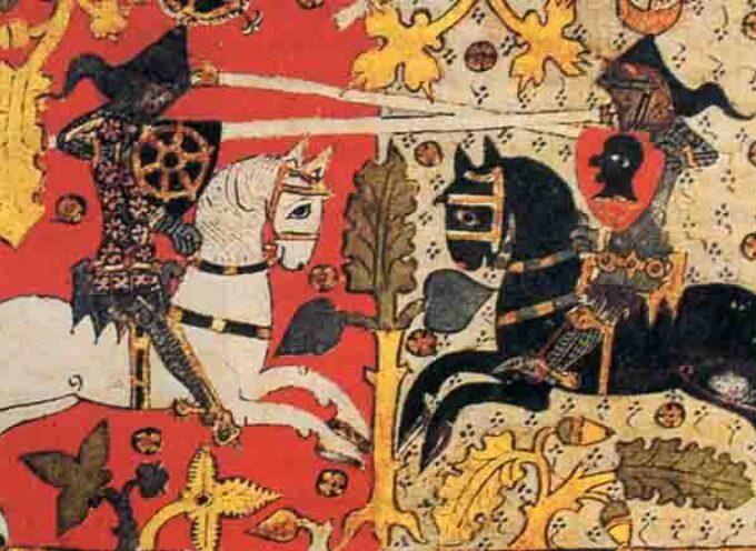 Średniowiecze – test