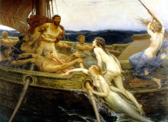 Odyseusz bohater Odysei