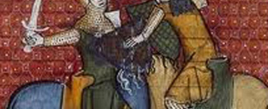 Test ze średniowiecza rycerskiego