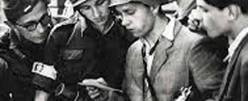Literatura czasu wojny i okupacji – TEST