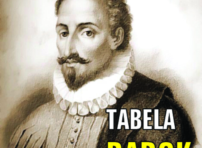 BAROK – TABELA