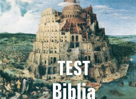 TEST z wiedzy o Biblii