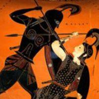 Bohaterowie mitologiczni jako symbole wartości cenionych także dziś.