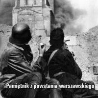 Pamiętnik z powstania warszawskiego Mirona Białoszewskiego