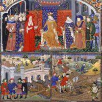 Średniowieczne przestrzenie