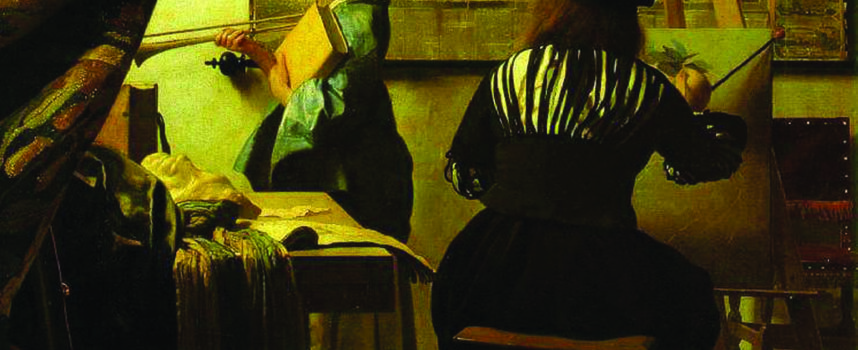 Sztuka – motyw literacki