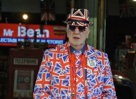 STEREOTYPE OF AN ENGLISHMAN – STEREOTYPOWY ANGLIK
