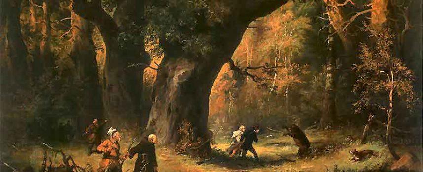 Staropolska obyczajowość w Panu Tadeuszu