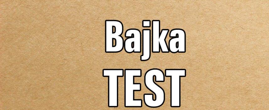 Bajka TEST