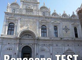 TEST z wiedzy o renesansie z komentarzem