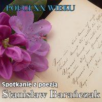Poezja Stanisława Barańczaka
