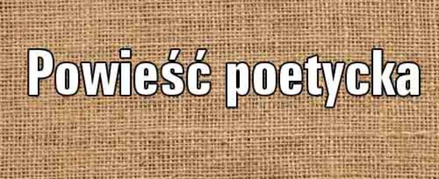 Powieść poetycka