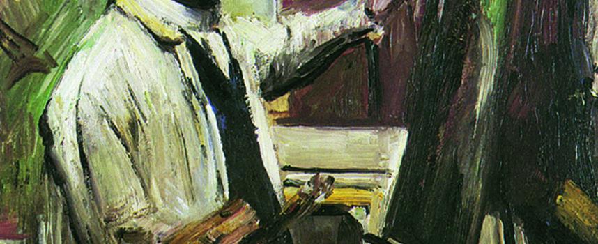 Artysta isztuka – motyw  (według chronologii epok)
