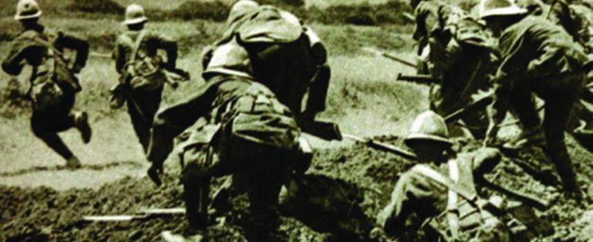 Wojna – motyw (według chronologii epok)