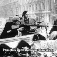 Pamiętnik z powstania warszawskiego na egzaminie