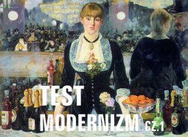 Test z wiedzy o modernizmie cz. 1 z komentarzem