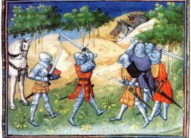 Test wiedzy o średniowieczu z komentarzem