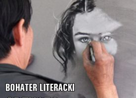 Artysta – bohater literacki
