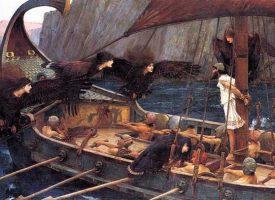 Odyseusz – bohater mitu