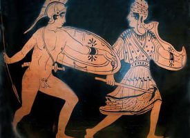 Achilles jako wzór rycerza starożytnego. Scharakteryzuj go.