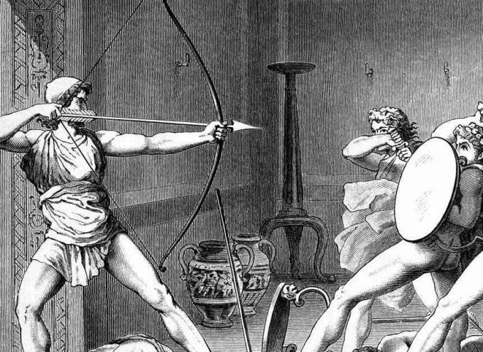 Przedstaw język i styl Iliady i Odysei. Jakie środki stylistyczne są charakterystyczne dla Homera?
