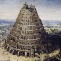 Obrazy buntu w Biblii