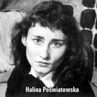 Halina Poświatowska – Kiedy Izolda umierała (proza poetycka)