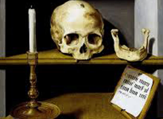 Życie jako droga ku śmierci – barokowa fascynacja przemijalnością świata.