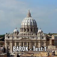 BAROK – Test 1