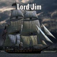 Lord Jim, bohater powieści Josepha Conrada