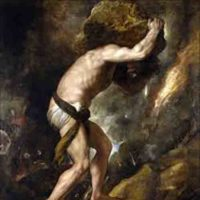 Syzyf, bohater mitologii