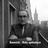 Typ bohatera w Małej apokalipsie Tadeusza Konwickiego.