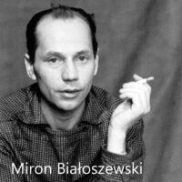 Poezja Mirona Białoszewskiego