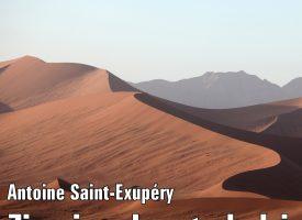 Ziemia, planeta ludzi – Antoine Saint-Exupéry