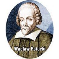 Wacław Potocki na maturze